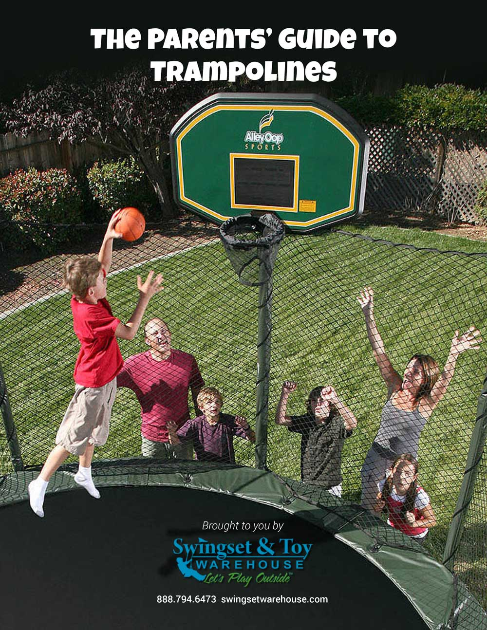 The Parents Guide To Trampolines